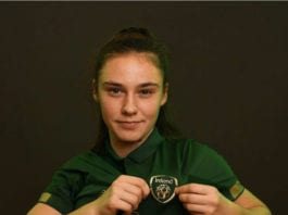 Jamie Finn has been delighted with the reception she has got from her new Republic of Ireland team-mates, since the 21-year old got the call-up to the Senior squad.
