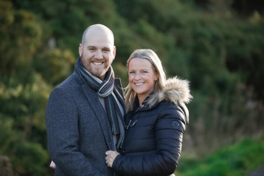 Calls for partner ban to be lifted as mum speaks out on pregnancy traumas on Dublin Gazette Newspapers