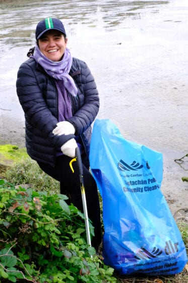 Booterstown clean up april 2021 1