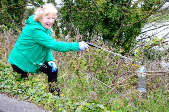 Booterstown clean up april 2021 3
