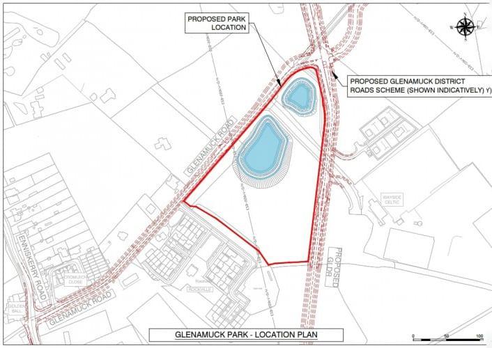 glenamuck park map.pdf page 1