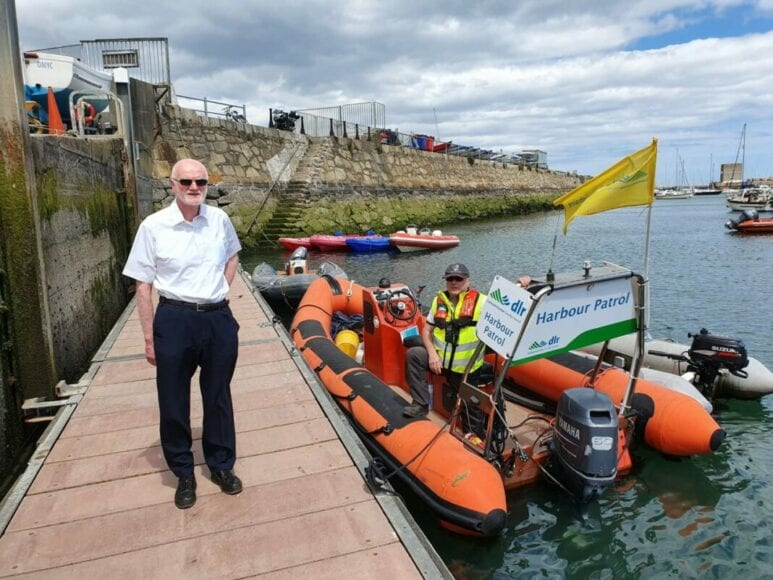 thumbnail Harbour Water Safety Patrol Boat scaled